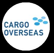 Cargo Overseas LogoRund neu