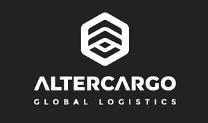 Rund alt global logistic   logo negro